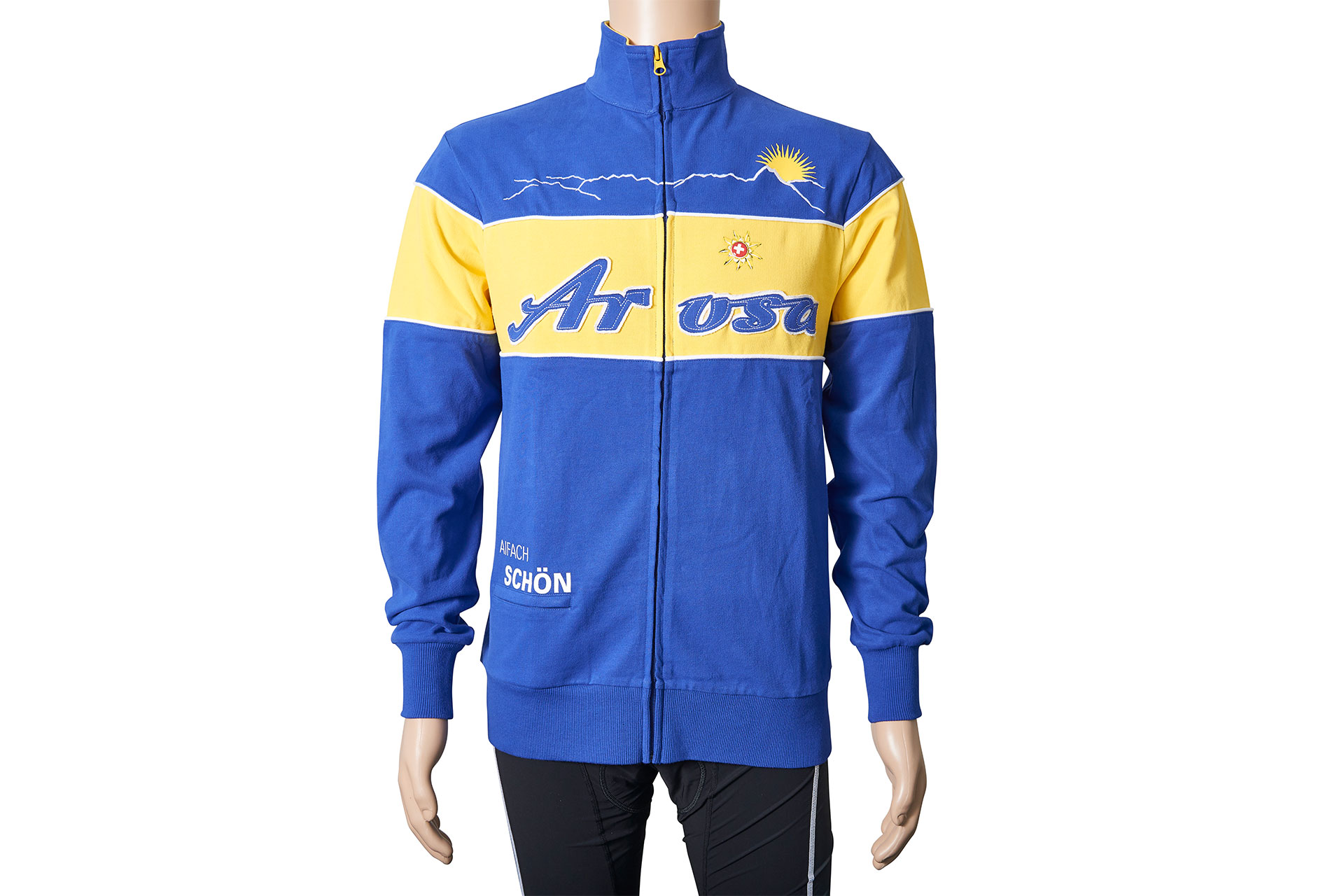 0a6620df898a98 Arosa Zip-Jacke unisex online bestellen - arosa.shop